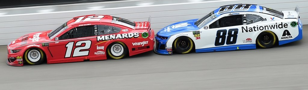 Nationwide Insurance will discontinue NASCAR team sponsorship in 2020