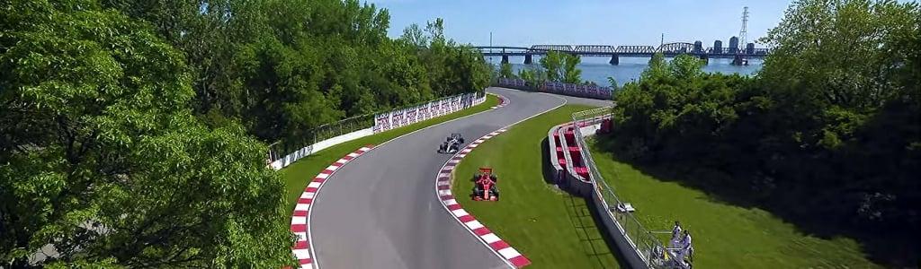 Sebastian Vettel wins F1 race in Canada; Handed a 5 second penalty, Lewis Hamilton declared winner (Video)