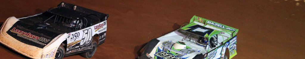Tazewell Speedway Results: June 28, 2019 (Lucas Oil Late Models)
