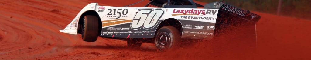 Shanon Buckingham on the crash at Fayetteville Motor Speedway
