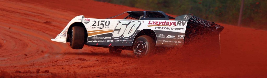 Shanon Buckingham on the crash at Fayetteville Motor Speedway