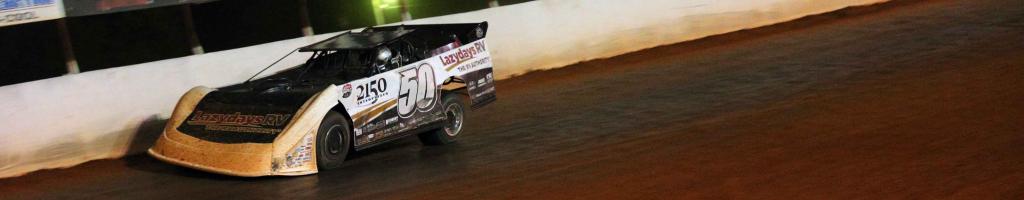 Shanon Buckingham talks his first career Lucas Oil Late Model Dirt Series win