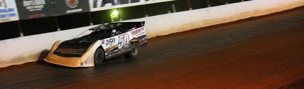 Shanon Buckingham talks his first career Lucas Oil Late Model Dirt Series win