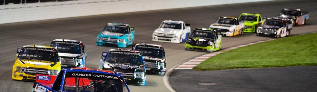 Gateway Starting Lineup: August 30, 2020 (NASCAR Truck Series)
