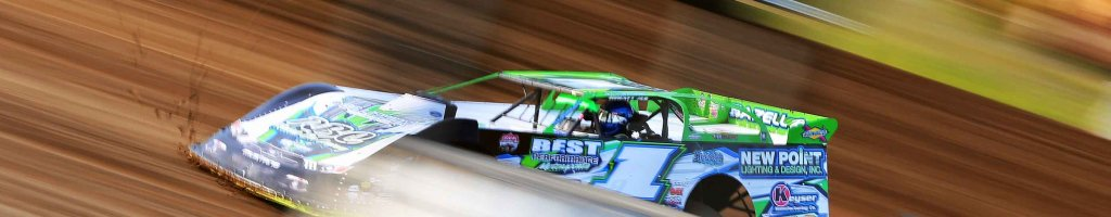 Tyler Erb and Kyle Bronson spoke the day after the race at Tri-City Speedway