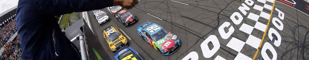 Pocono Starting Lineup: June 27, 2020 (NASCAR Cup Series)