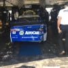 Chase Elliott crashes at Pocono Raceway - NASCAR