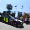 Jimmie Johnson at New Hampshire Motor Speedway - NASCAR Cup Series