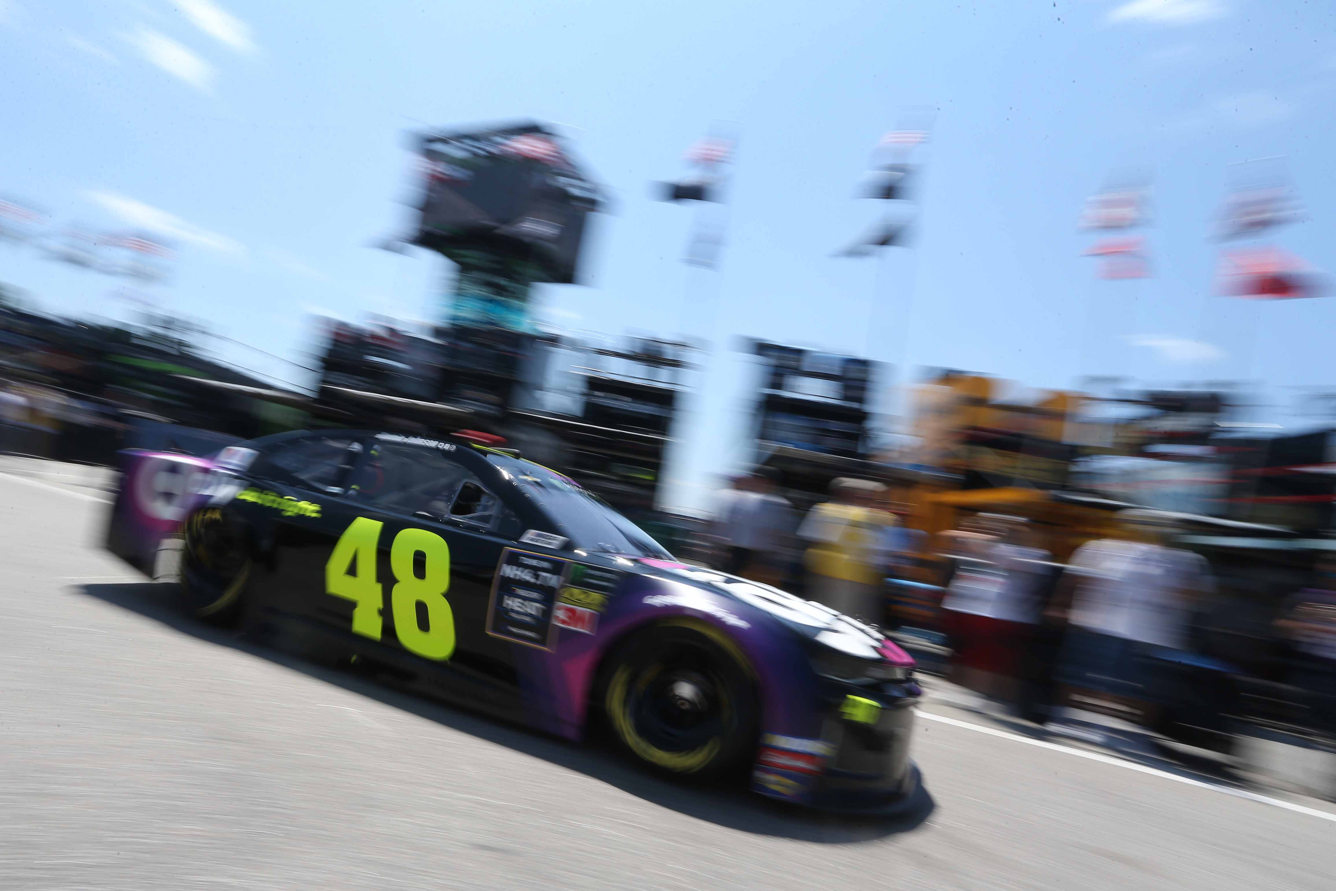 New Hampshire Final Practice Results: July 20, 2019 - Racing News