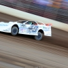 Jonathan Davenport at Portsmouth Raceway Park - Lucas Oil Late Model Dirt Series 7216