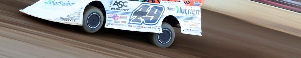 Jonathan Davenport disqualified at Dirt Track World Championship