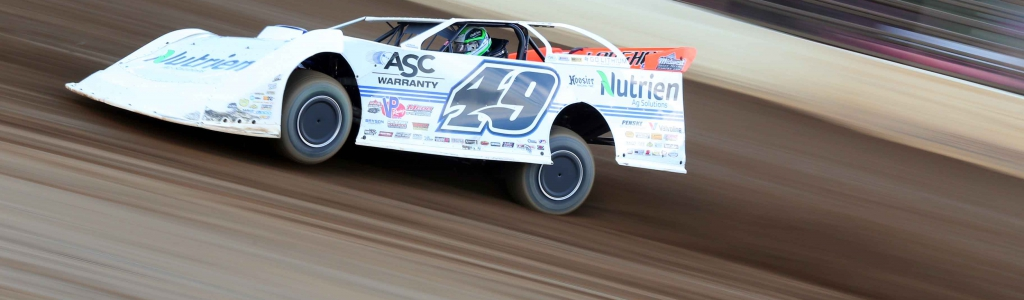 Jonathan Davenport disqualified at Dirt Track World Championship