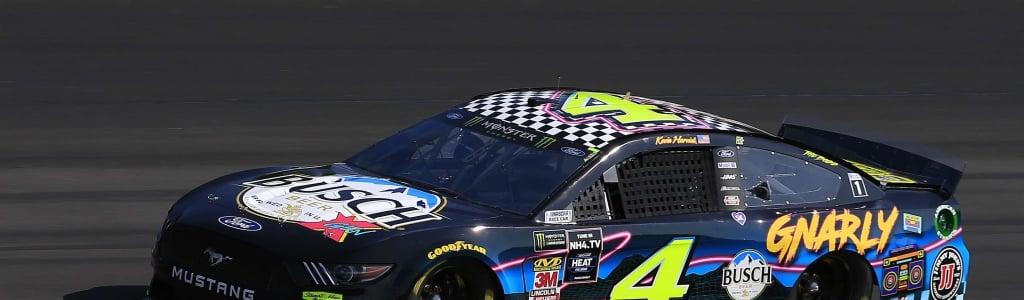 Pocono 10-lap Average Speeds: July 2019 (NASCAR Cup Series)