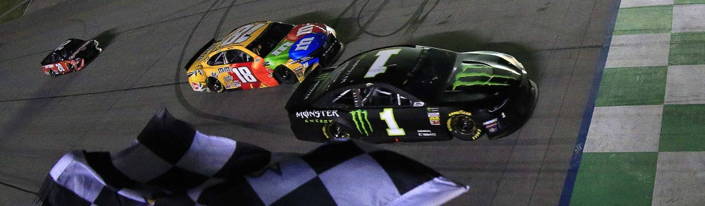 Kurt Busch throws jabs at brother Kyle for crying when he finishes 2nd