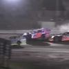 Mike McKinney vs Allen Weisser - Fairbury Speedway Video