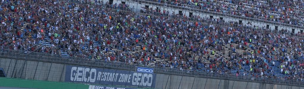 Kentucky Starting Lineup: July 2020 (NASCAR Cup Series)