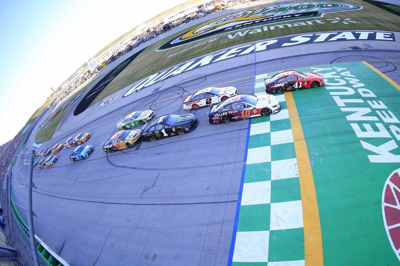 NASCAR at Kentucky Speedway