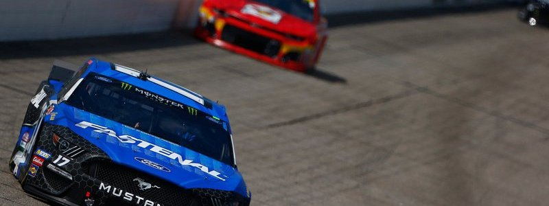 Chris Buescher to No. 17 NASCAR ride; Ricky Stenhouse Jr out