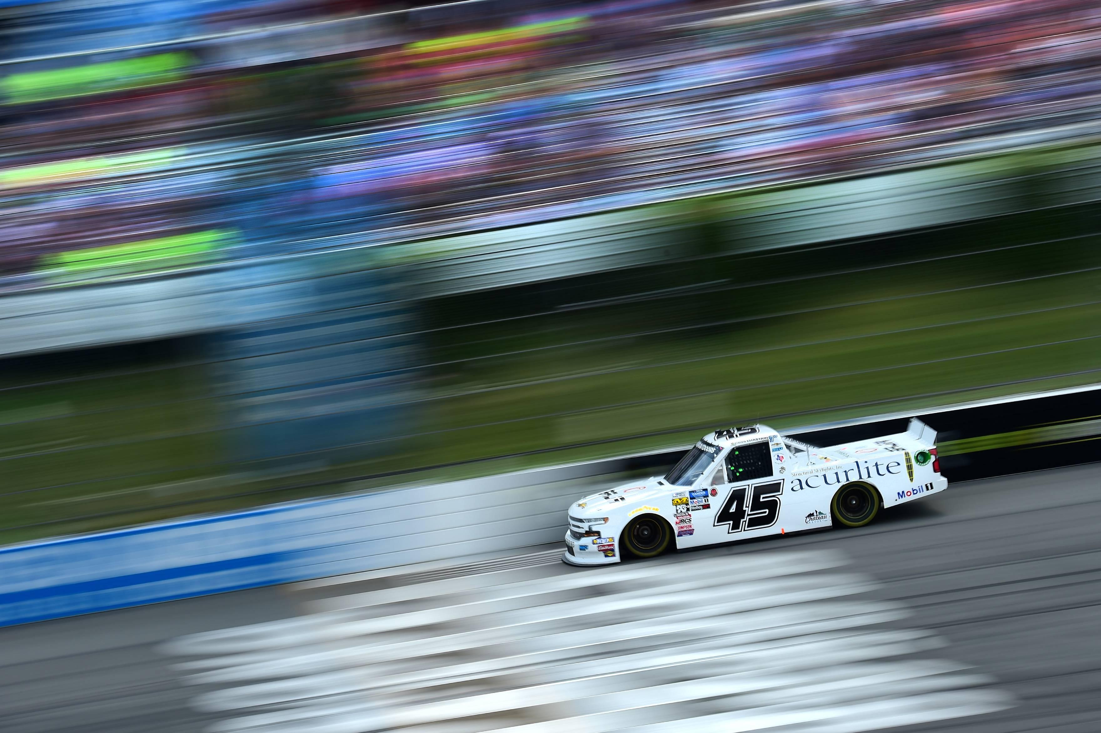 Ross Chastain at Pocono Raceway