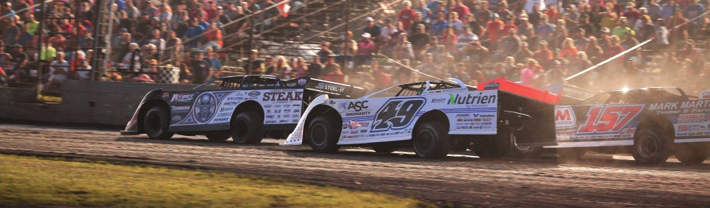 Tri-City Speedway Results: July 12, 2019 (Lucas Oil Late Models)