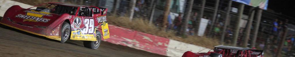 Tim McCreadie vs Bobby Pierce at I-80 Speedway