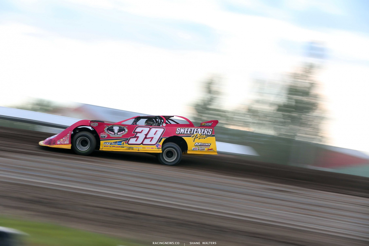 Tim McCreadie at Brown County Speedway 0930
