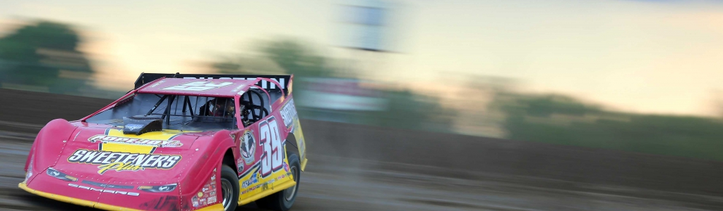 Tim McCreadie talks joint dirt late model rides between the #6 and #39