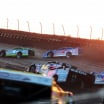 Tyler Erb and Brandon Sheppard in the Go 50 at I-80 Speedway - Lucas Oil Dirt Series 2109