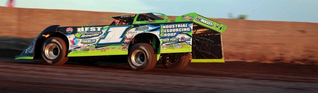 Tyler Erb vs Bobby Pierce at Cedar Lake Speedway (Video)