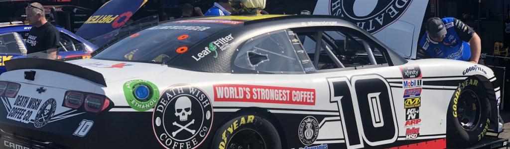 AJ Allmendinger disqualified from NASCAR race at Watkins Glen