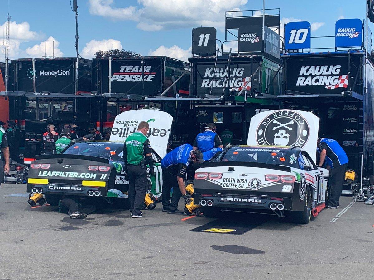 AJ Allmendinger - Kaulig Racing - Watkins Glen International