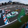 Austin Cindric, Kyle Busch and Ryan Blaney take the NASCAR Xfinity Series green flag at Watkins Glen International.jpg