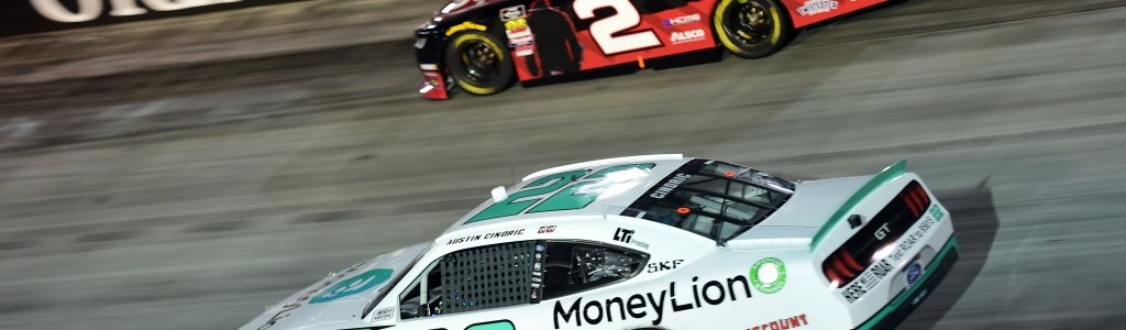 Bristol Motor Speedway Penalty Report: August 2019