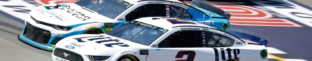 Michigan Practice Results: August 9, 2019 (NASCAR Cup Series)