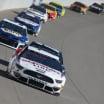 Brad Keselowski at Michigan International Speedway - NASCAR Cup Series