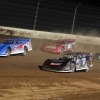 Brandon Sheppard, Kent Robinson, Earl Pearson Jr and Jimmy Owens at Mansfield Motor Speedway - Dirt Million 5334