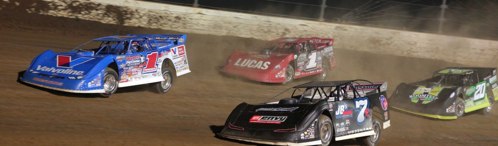 Dirt Million Results: August 23, 2019 (Lucas Oil Late Models)