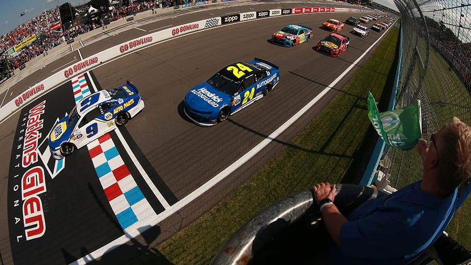 Watkins Glen Race Track >> Watkins Glen Race Results: August 4, 2019 (NASCAR Cup Series) - Racing News