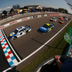 Chase Elliott and William Byron lead them to the green at Watkins Glen International - NASCAR Cup Series