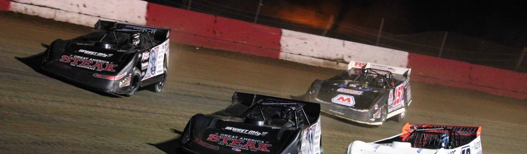 Topless 100 Race Results: August 17, 2019 (Lucas Oil Late Models)