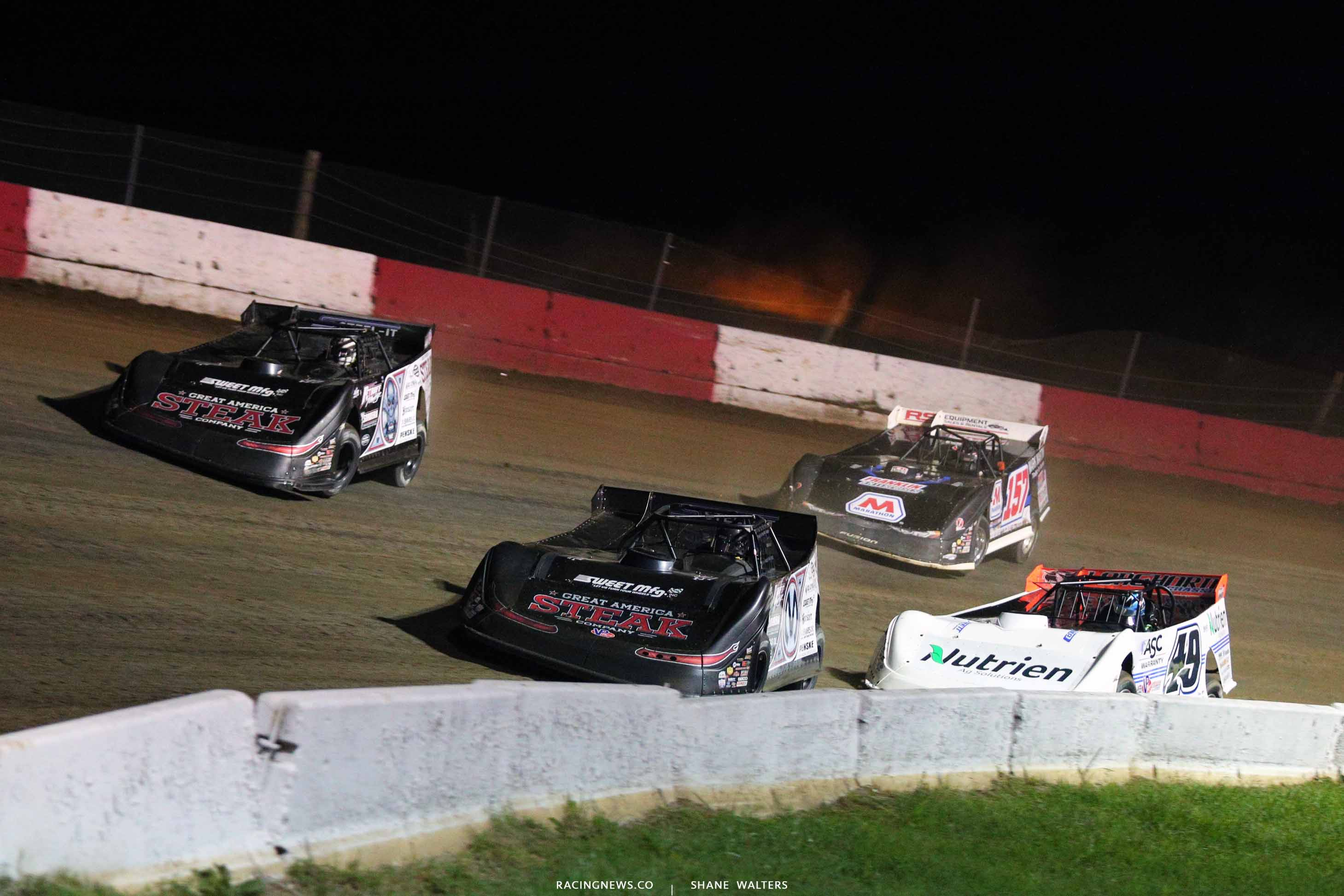 Topless 100 Race Results: August 17, 2019 (Lucas Oil Late Models) - Racing News
