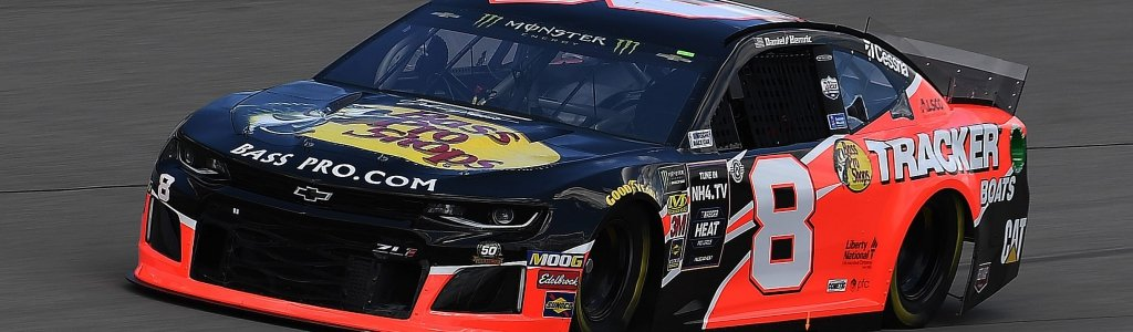 NASCAR qualifying times disallowed at Michigan International Speedway