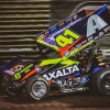 David Gravel - Axalta Racing Dirt Sprint Car