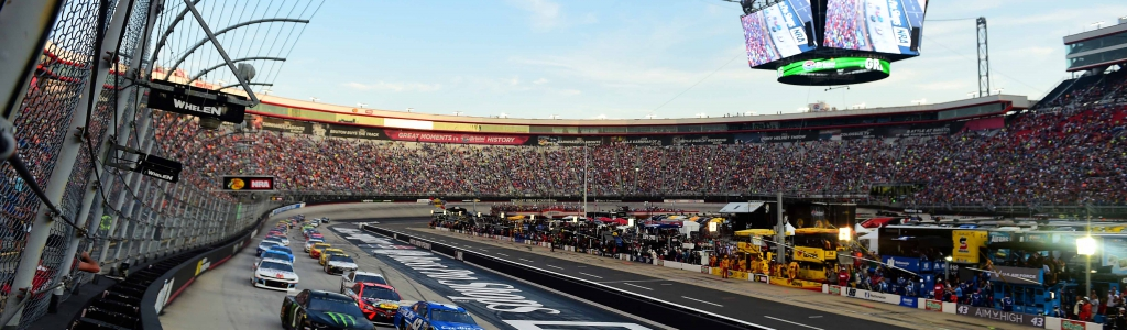 NASCAR denies gun ads; 'Gradual shift' in their position on guns