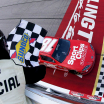 Denny Hamlin wins at Darlington Raceway