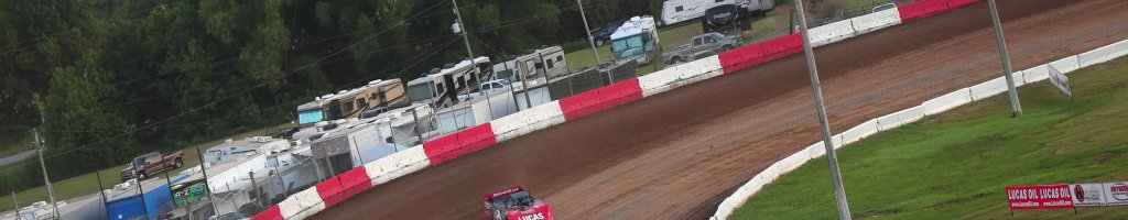 Topless 100 Results: August 20, 2021 (Lucas Late Models)