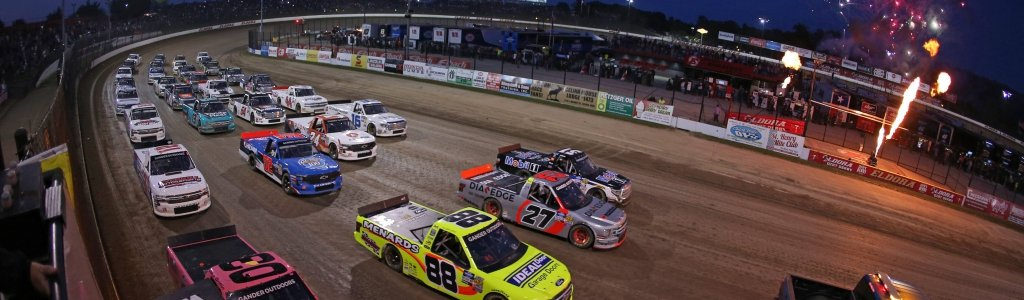 Eldora Speedway Results: August 1, 2019 (NASCAR Truck Series)