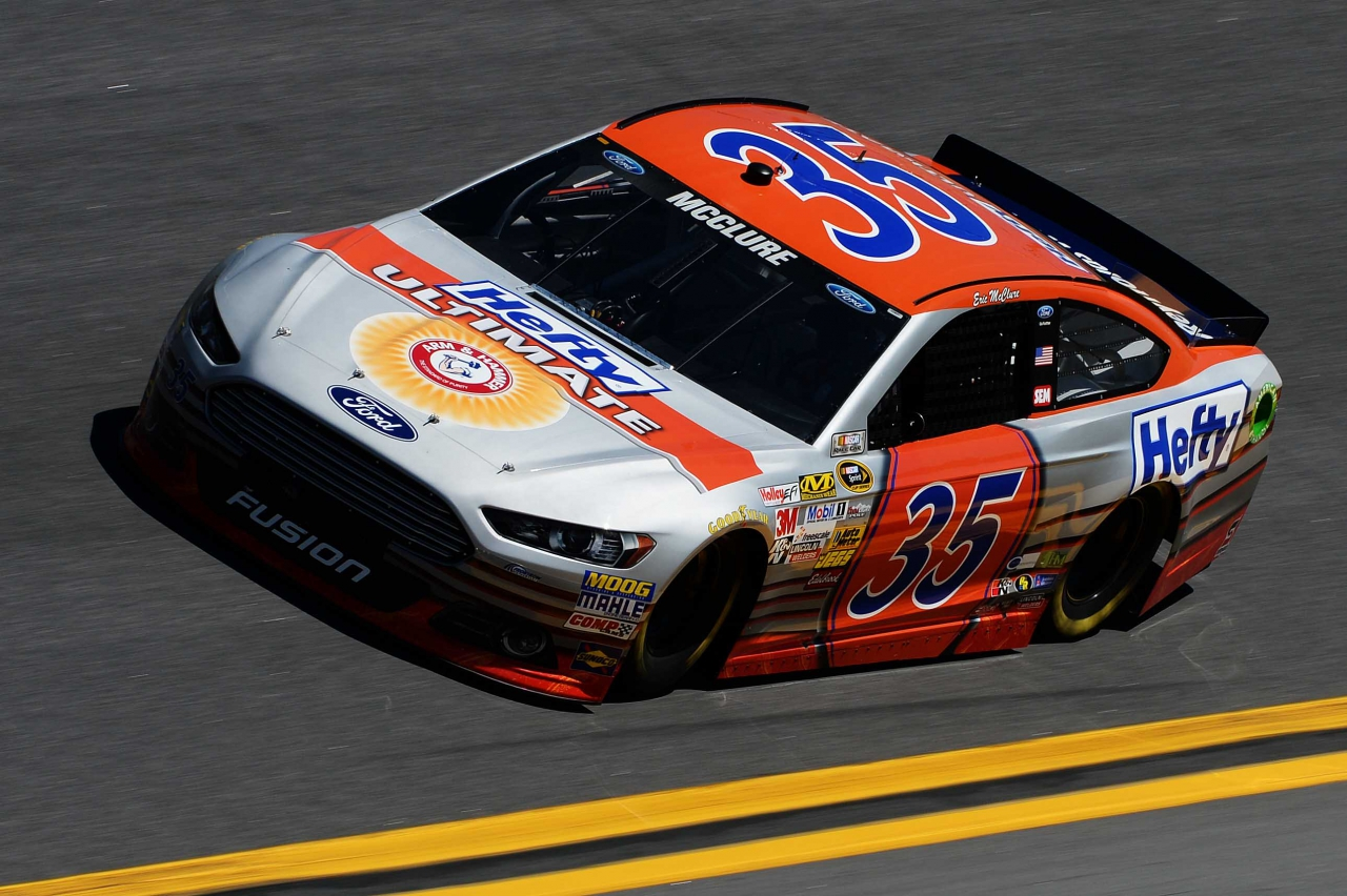 Eric McClure - NASCAR Cup Series