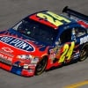 Jeff Gordon - Flames #24 at Daytona International Speedway - NASCAR