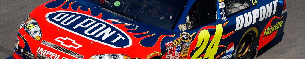 Jeff Gordon was dominating NASCAR; The bosses told him to slow down